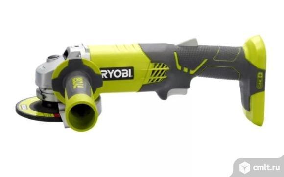 Шлифмашина Ryobi ONE+ R18AG-0. Фото 1.