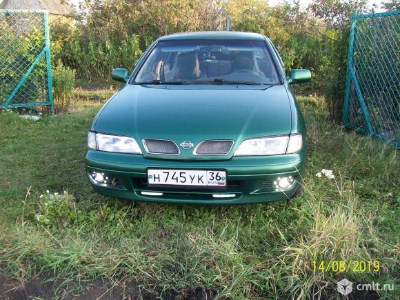 Nissan Primera - 1999 г. в.. Фото 1.