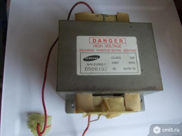 Высоковольтные трансформаторы. Фото 9.