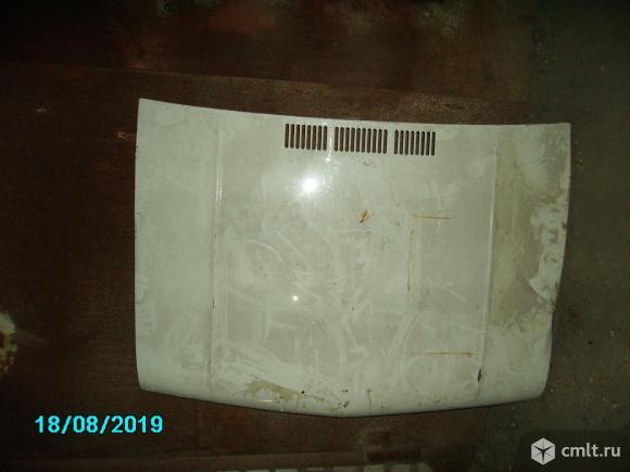 Крышка багажника б/у для ЗАЗ - 968. Фото 1.