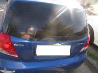 для Chevrolet Aveo т200 хэтчбек крышка багажника б/у номер 96476670, 96540837, 96540837, 96476669, 96540838
