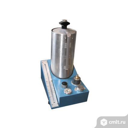 04315 Прибор для определения газопроницаемости колокольного типа. Фото 1.