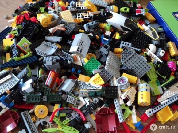 Конструктор Лего. Фото 1.