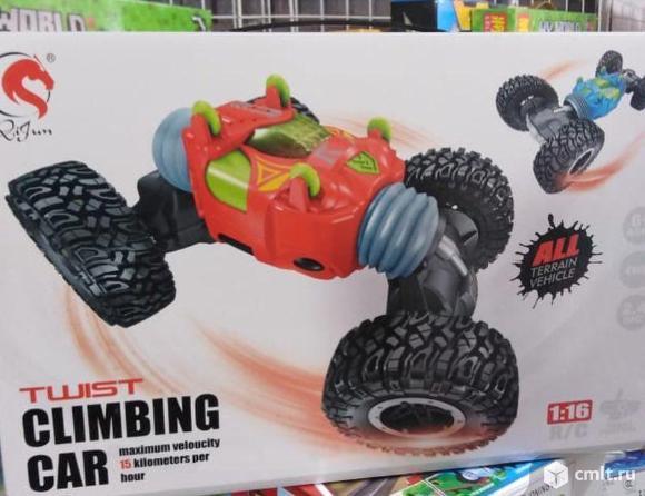Радиоуправляемый внедорожник «Twist Climbing Car». Фото 1.