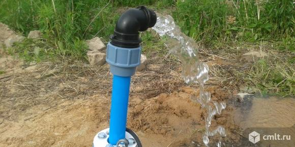 бурение скважин на воду. Фото 3.