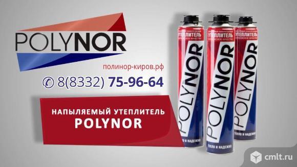 Все про утеплитель POLYNOR® 3D, Profi. Фото 2.