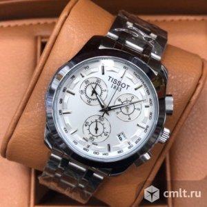 Классические мужские часы Tissot. Фото 1.