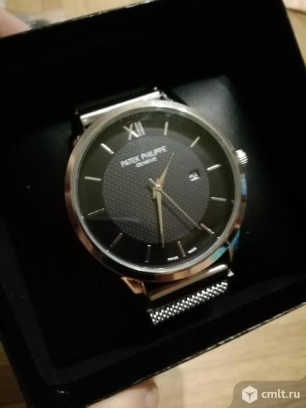 Мужские наручные часы Patek Philippe. Фото 1.