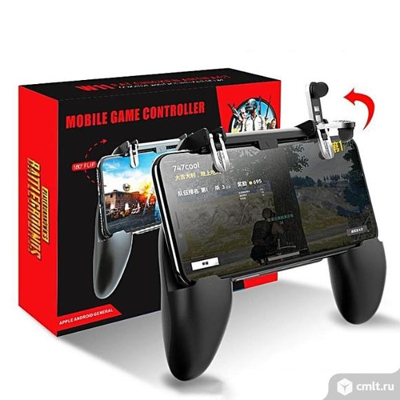 Mobile game controller w10. Фото 1.