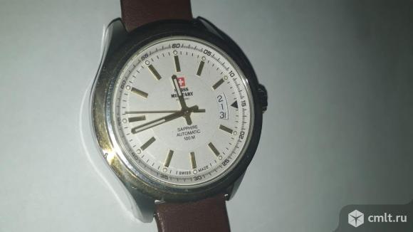 Часы swiss military by chrono 20056. Фото 1.
