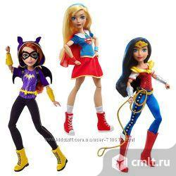 Набор кукол 4 в 1 Super Hero Girls Супер-женщина. Фото 2.