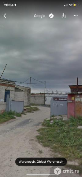 Капитальный гараж Прибой-2. Фото 1.
