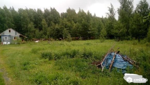 Продам участок 10 соток в 10 км от г.Воронеж,Рамонский район, СНТ Политехник, сектор Щ, участок 3. Фото 1.