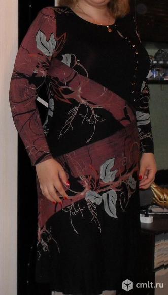 Платье 52-54. Белоруссия. Фото 1.
