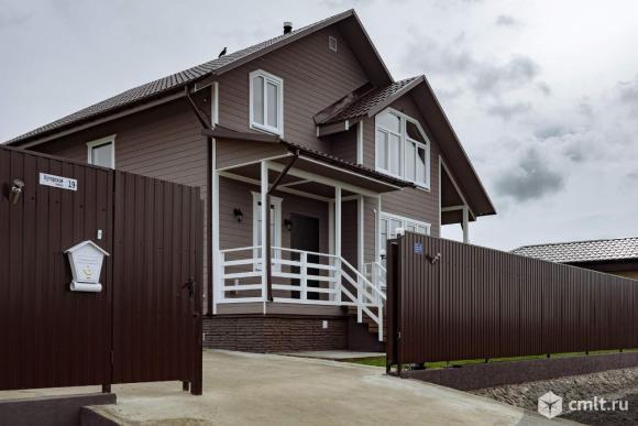 Продается: дом 180 м2 на участке 6 сот.. Фото 1.