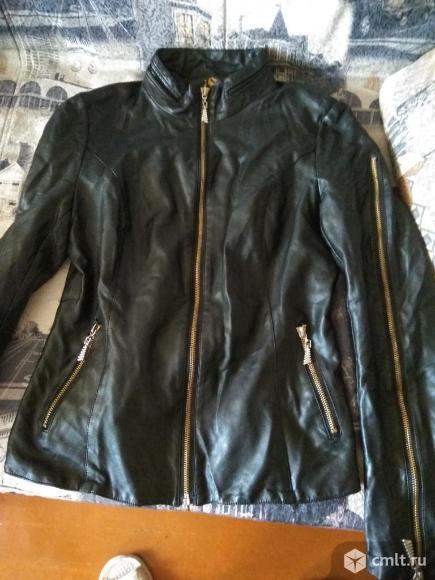 Лёгкая курточка. Фото 1.