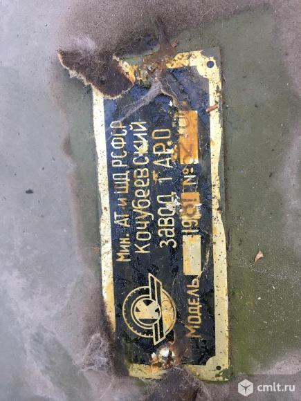 Нагнетатель смазки электрический С-321М. Фото 4.