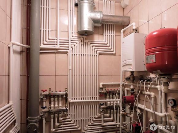 Отопление. Фото 1.