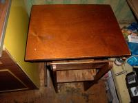 парта; школьная парта для детей от 5 до 11(12) лет; парта со стулом без регулировки роста