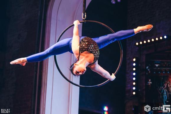 Танцевально-цирковая студия RedCat. Фото 1.