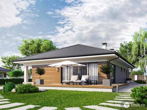 Продается: дом 115 м2 на участке 8 сот.. Фото 1.