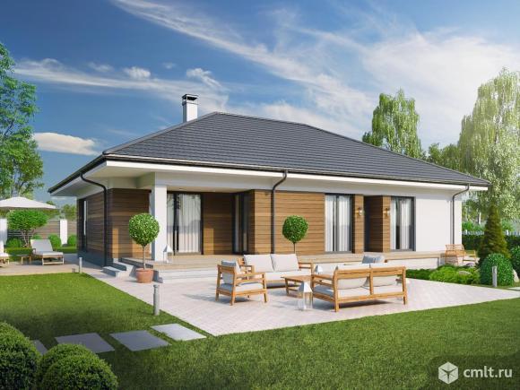 Продается: дом 150 м2 на участке 9 сот.. Фото 1.
