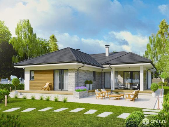 Продается: дом 190 м2 на участке 9 сот.. Фото 1.