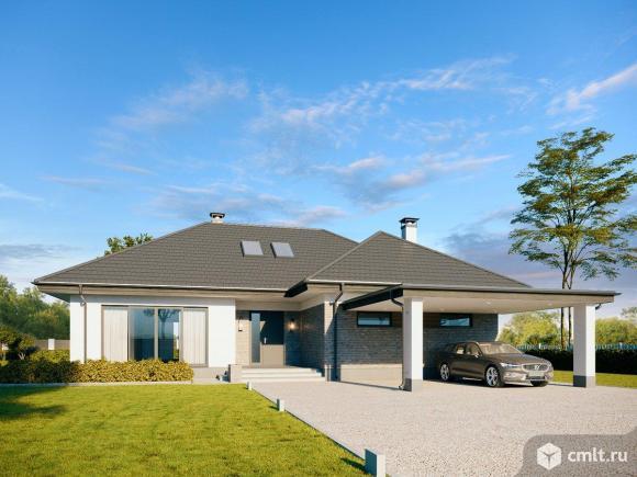 Продается: дом 213 м2 на участке 10 сот.. Фото 1.