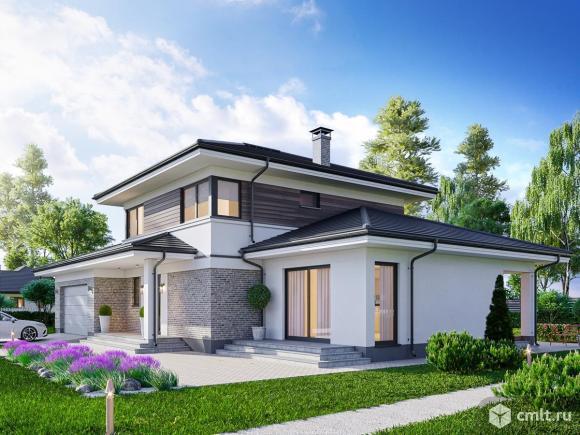 Продается: дом 212 м2 на участке 12 сот.. Фото 1.