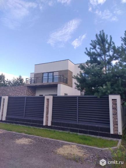 Дом 494 кв.м. Фото 1.