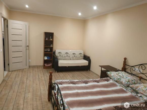 1-комнатная квартира 37,1 кв.м. Фото 1.