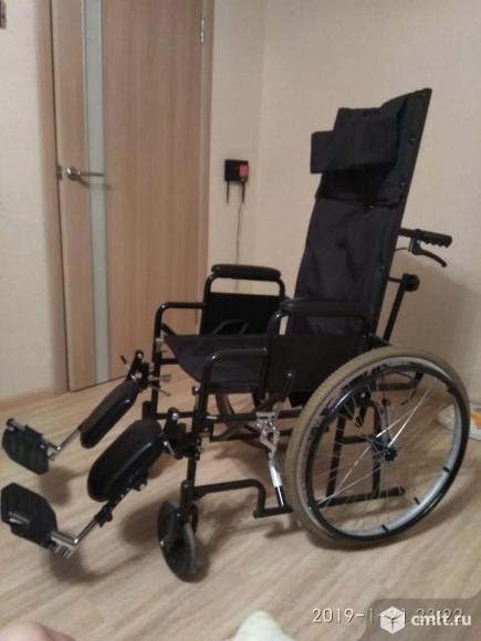 Инвалидная коляска. Фото 6.
