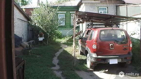 Солдатский пер., №6. Полдома, 50.6 кв.м, все коммуникации. Фото 1.