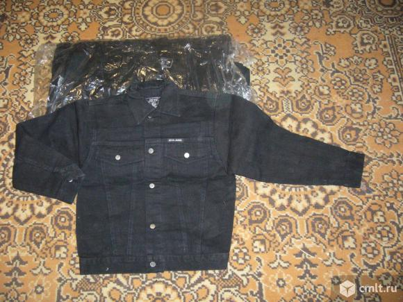 Куртка джинсовая , Турция. Фото 1.