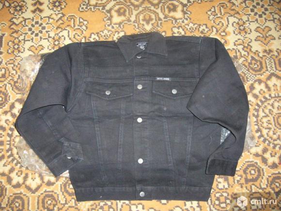 Куртка джинсовая , Турция. Фото 2.