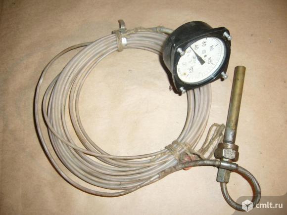 Термометр манометрический конденсационный  ТКП 60/3М2. Фото 2.