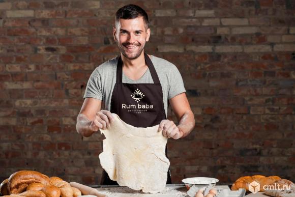 Пекарь-формовщик. Фото 1.