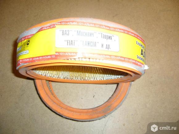 Элемент фильтрующий воздушный ВАЗ2101-115. Фото 2.