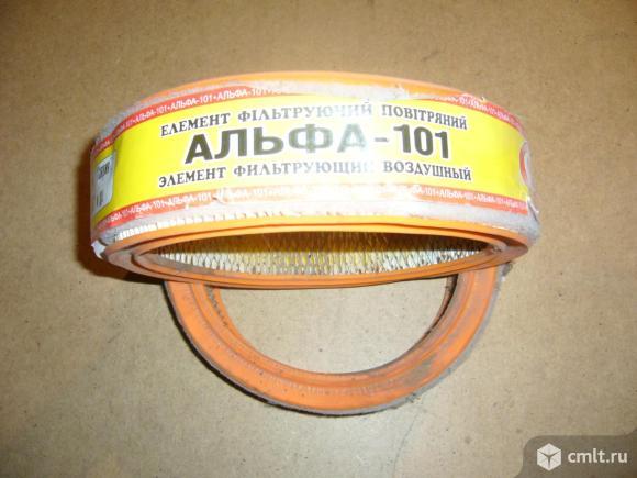 Элемент фильтрующий воздушный ВАЗ2101-115. Фото 1.