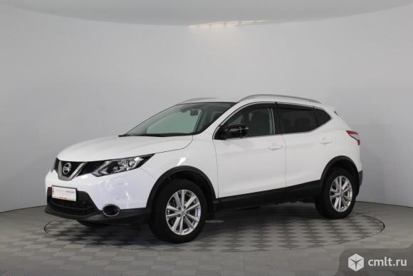 Nissan Qashqai - 2018 г. в.. Фото 1.