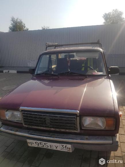 ВАЗ (Lada) 2107 - 2003 г. в.. Фото 1.