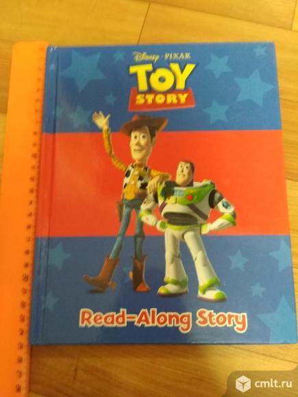 Детские книги на английском. Фото 1.