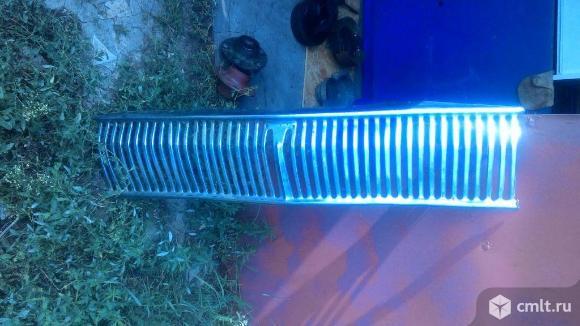 Решётка газ 24. Фото 1.