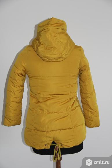 Куртка парка утепленная. Фото 1.