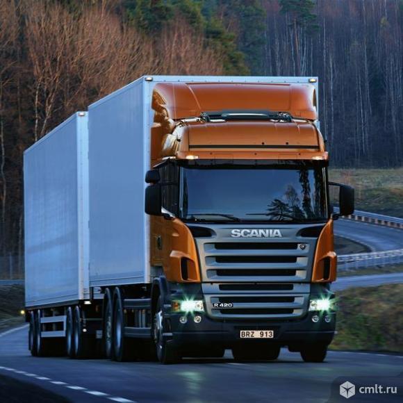 Перевозка грузов. Фото 1.