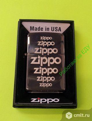 Зажигалки zippo. Фото 1.