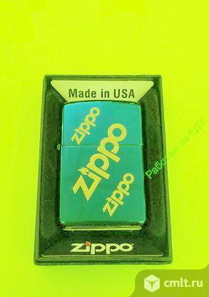 Зажигалки zippo. Фото 2.