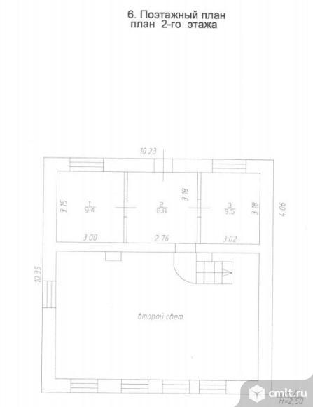 Продается: дом 105 м2 на участке 9.91 сот.. Фото 6.