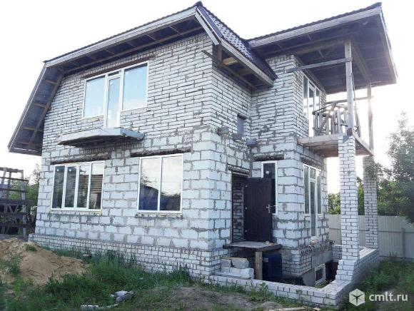 Дом 158,4 кв.м. Фото 1.