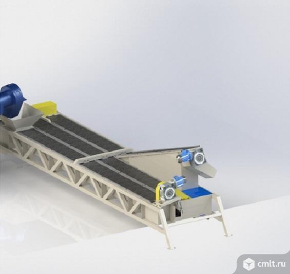 Шнековая мойка PZO VS-7. Фото 1.